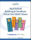 Med School Rankings & Numbers: What You MUST Know