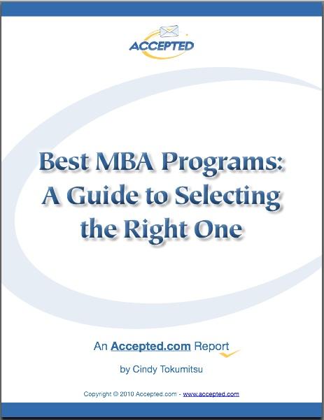 Choosing Programs