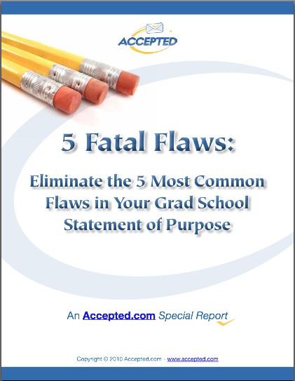 Grad 5 Fatal Flaws
