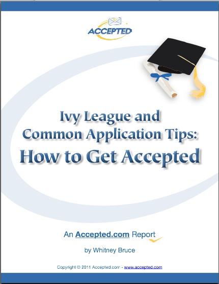 IvyLeague CommonApp