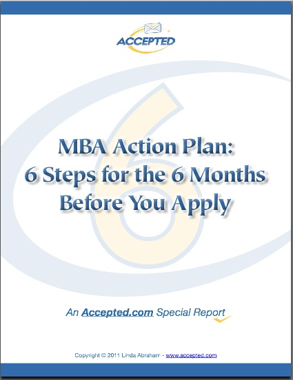 MBA Action Plan