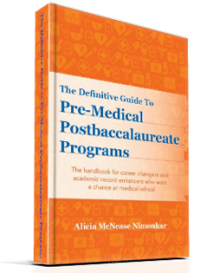 Definitive Guide Pre-Medical Postbac
