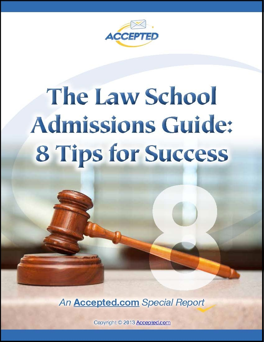 The Law School Admissions Guide