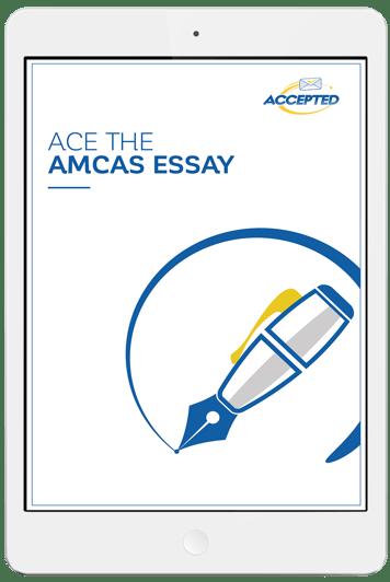 amcas essay