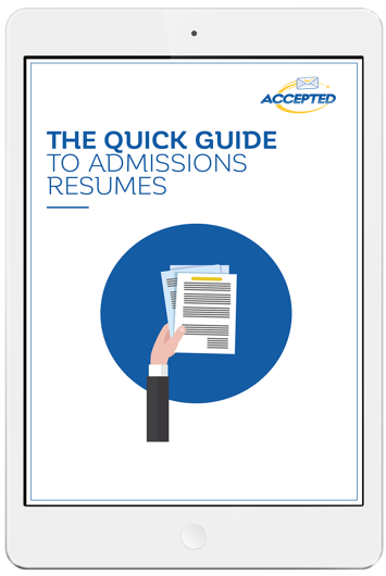 The_Quick_Guide_to_Admissions_Resumes