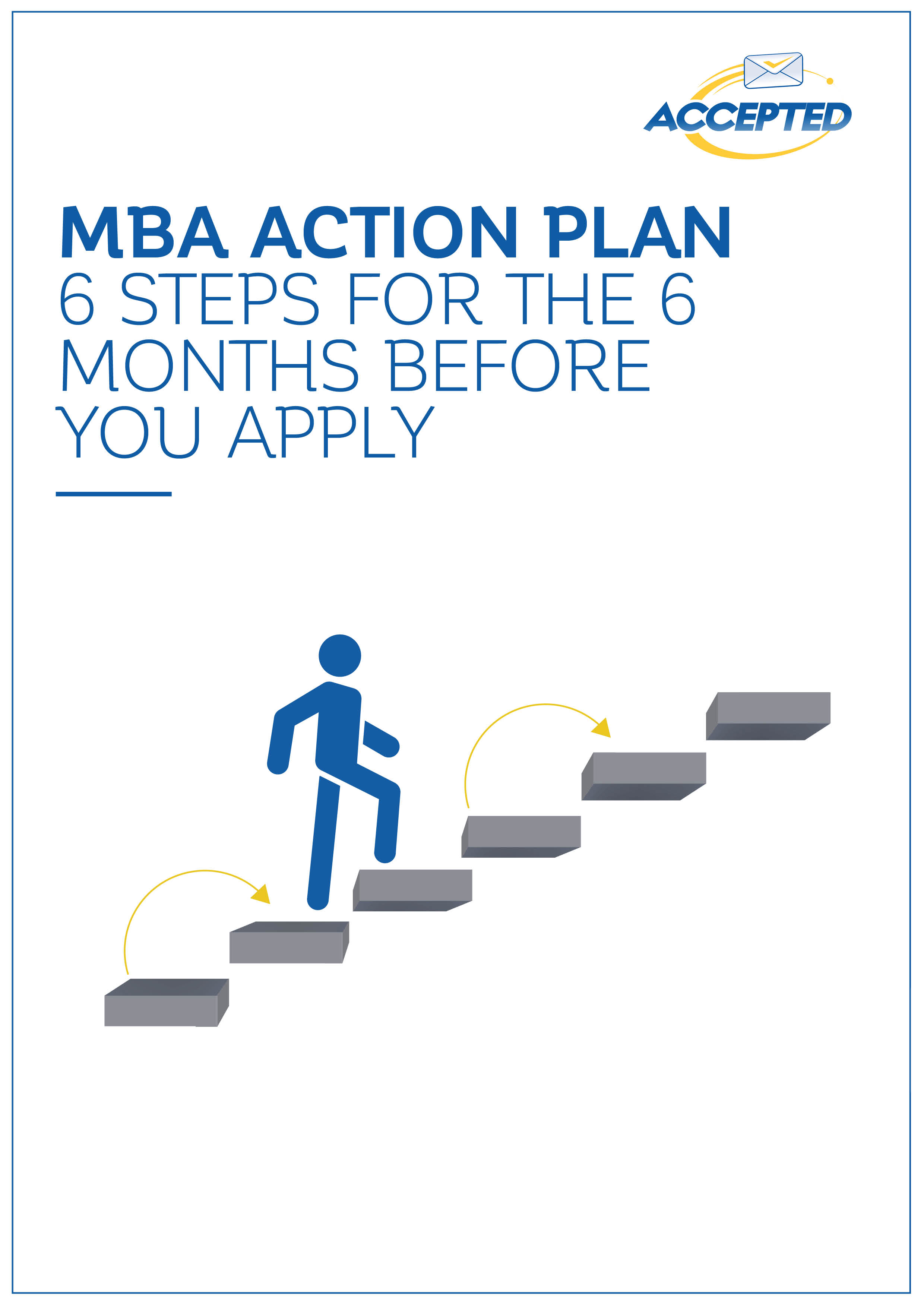 What steps should I take to apply to an MBA?